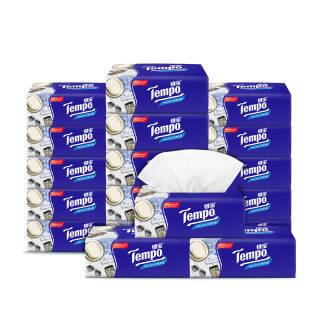 得宝(Tempo) 抽纸 4层100抽面巾纸*18包纸巾 天然无香(整箱销售) *3件 139.77元(合46.59元/件)