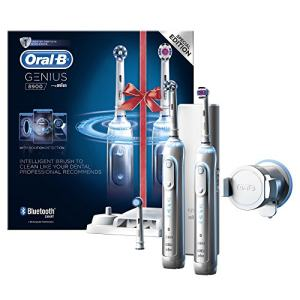 BRAUN 博朗 Oral-B Genius 8900 智能电动牙刷套装(两支装) 811.51元