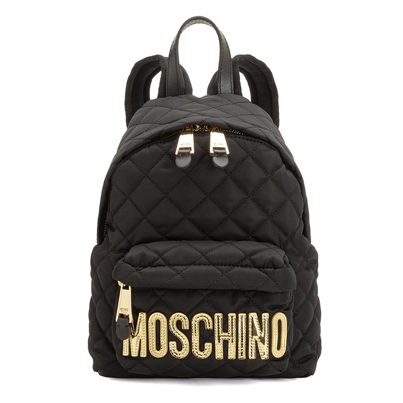 MOSCHINO 76088201 女士尼龙双肩背包 中号  券后1889.05元