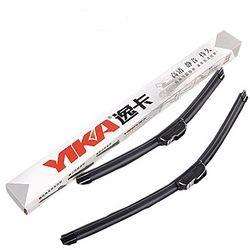 YIKA 逸卡 U型无骨雨刮器 1对装 5.8元包邮