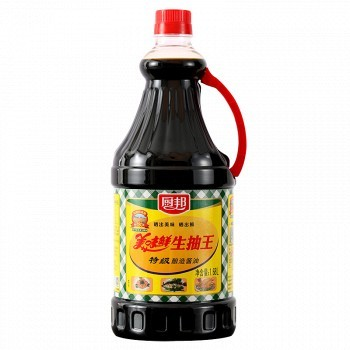 京东商城 厨邦 生抽酱油 1.68L *8件 +凑单品 99.5元(立减100元,合12.44元/瓶)