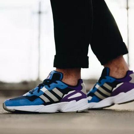 9日0点:adidas 阿迪达斯 yung-96 男款休闲运动鞋 379元 ¥379
