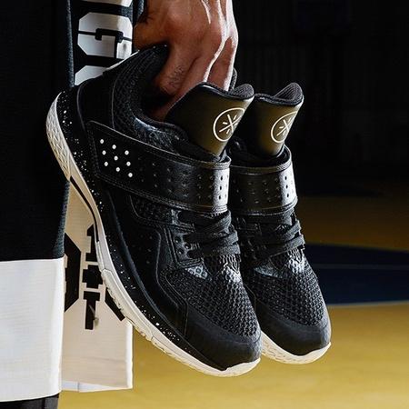 9日0点:LI-NING 李宁 战铠 ABAN059 男款篮球鞋 168元包邮 ¥198
