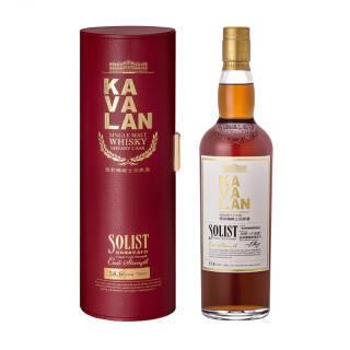 噶玛兰 (KAVALAN) 洋酒 经典独奏 OLOROSO雪莉桶 威士忌700ml 840元