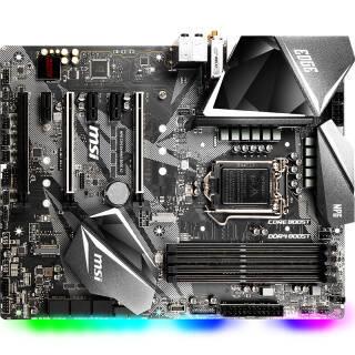 微星(msi) MPG Z390 GAMING EDGE AC 刀锋板 主板 1269元