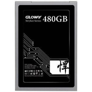 GLOWAY 光威 悍将 SATA3 SSD 固态硬盘 720GB 369元