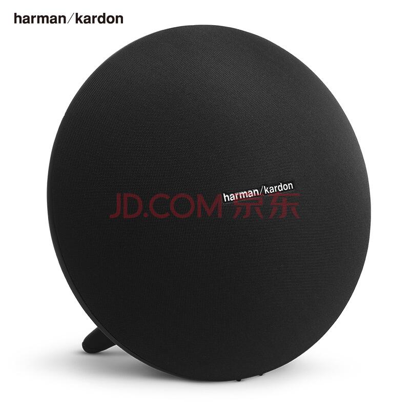 ¥959 哈曼卡顿(Harman Kardon)Onyx Studio4 音乐卫星4 蓝牙便携音箱 音响 低音炮 电脑 电视小音箱 绅士黑