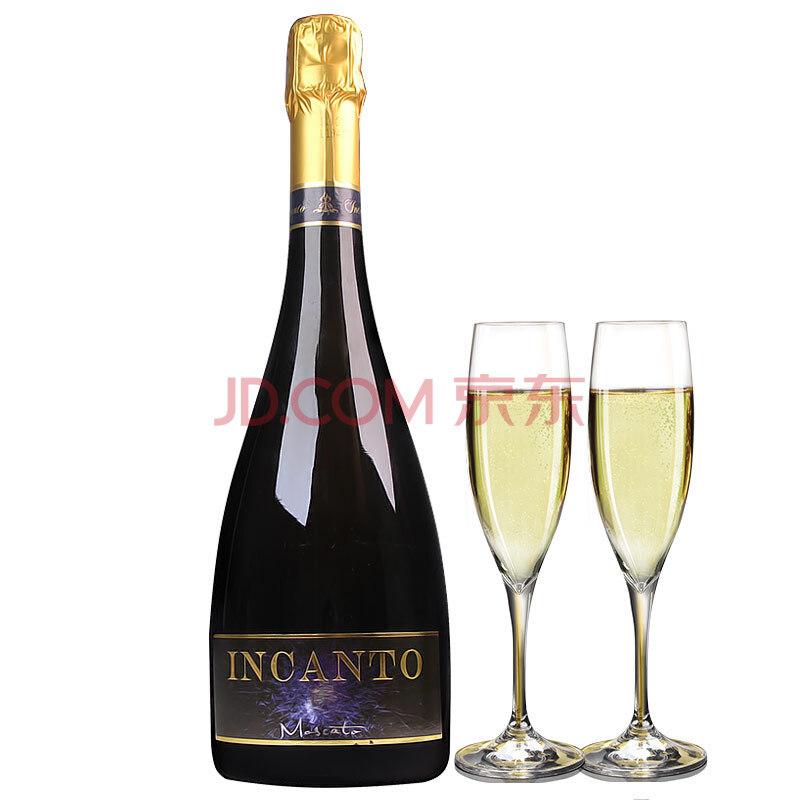INCANTO Moscato D'Asti 阿斯蒂莫斯卡托 甜白葡萄酒 750ml *3件 200.25元包邮(下单立减)