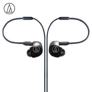 铁三角(audio-technica) ATH-IM04 动铁四单元 入耳式耳机 2389元