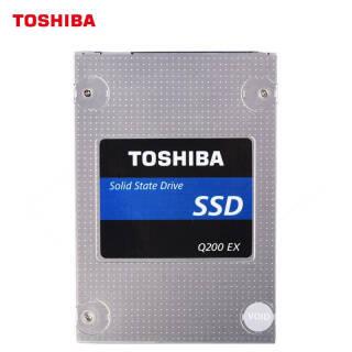 东芝(TOSHIBA) Q200系列 480GB SATA3 固态硬盘 649元