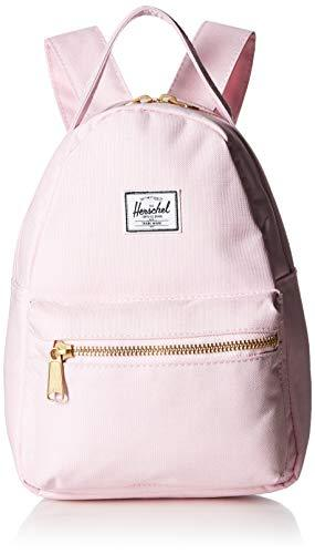 ¥247.29 Herschel Supply Co. Nova 迷你背包 Pink Lady Crosshatch 均码