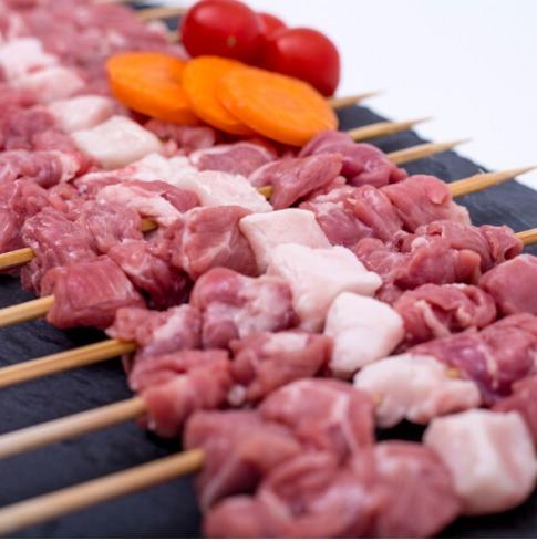 ¥24.9 草原宏宝 羔羊肉串 500g(约20串)