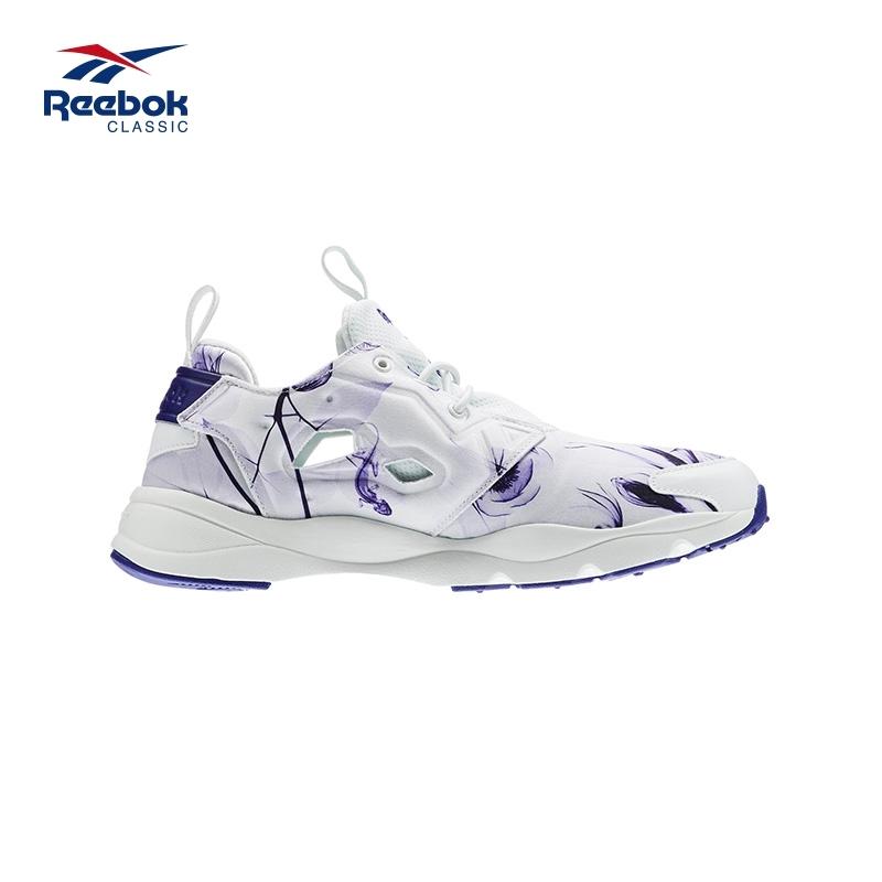 锐步(Reebok) Furylite Graphic 女款休闲运动鞋 *3件 597元(合199元/件)