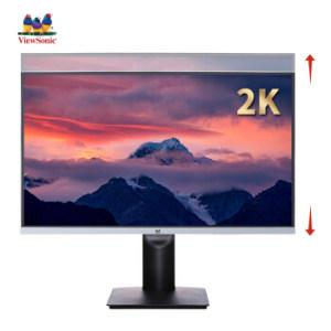 限地区: ViewSonic 优派 VX2778-2K-HD IPS显示器(2K、72%NTSC) 1299元包邮(满减)