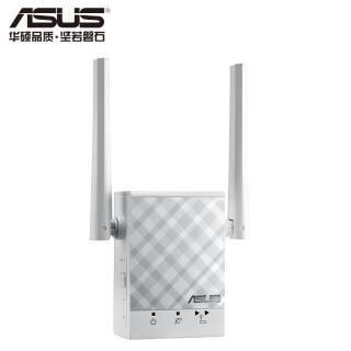 华硕(ASUS)RP-AC51 AC750M 双频wifi信号放大器 无线扩展器中继器 家用路由器无线信号增强器 149元
