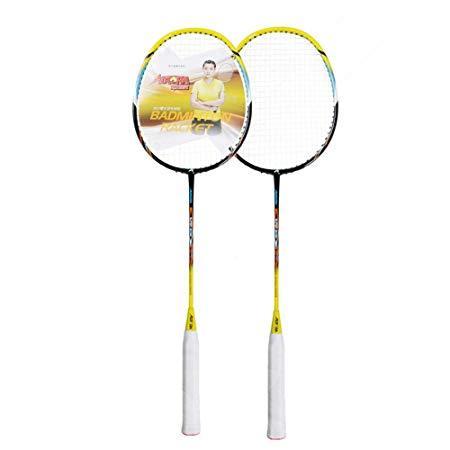 FURRA 世纪曙光 官方正品两支装铝合金羽毛球拍专业训练成人学生专用球拍 129元