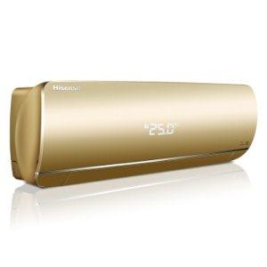 海信 (Hisense) 1.5匹 一级能效智能 静音冷暖壁挂式空调挂机 KFR-35GW/EF18A1(1P41) *2件+凑单品 4775.18元(需用券,合2387.59元/件)