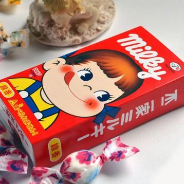 龟山不二家联合出品 不二家牛奶糖趣味线香 亚马逊海外购 7.8折 直邮中国 ¥76.9