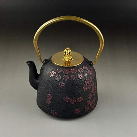 日式老铁壶铸铁壶-樱花 178元