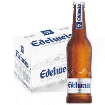 ¥144.65 Heineken 喜力 爱德维斯啤酒 330ml*24瓶