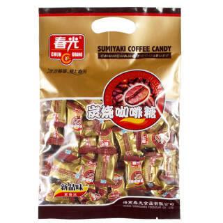 春光 炭烧咖啡糖 水果糖 喜糖 海南特产 休闲零食 糖果 228g 19.35元