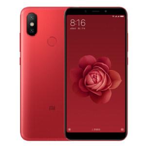 MI 小米6X 全网通 智能手机 6GB 64GB 赤焰红 979元包邮(满减)