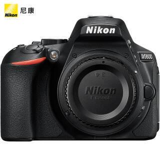 尼康(Nikon) D5600 单反相机 单机身 3399元