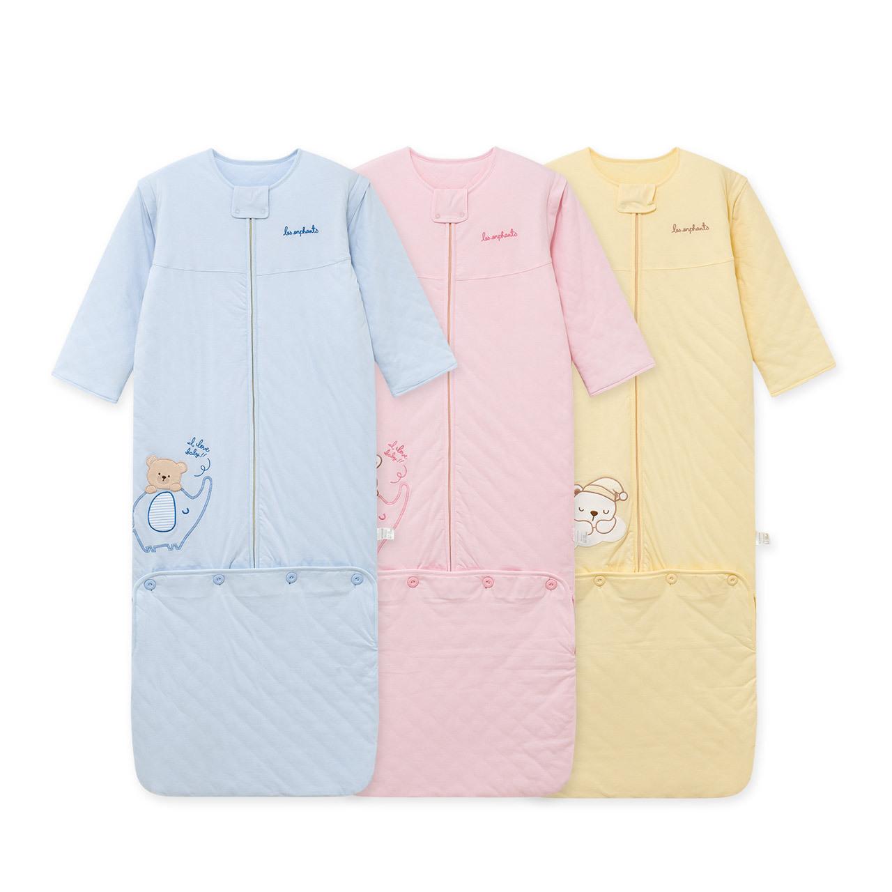 Les enphants 丽婴房 宝宝成长睡袋 179元