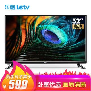 乐视(Letv) Y32 32英寸 液晶电视 579元