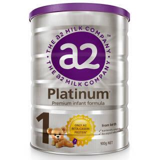 艾尔(a2) Platinum 白金版 婴幼儿奶粉 1段 900g 212.75元