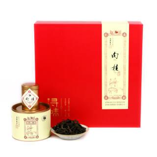 马头岩茶叶武夷山大红袍乌龙茶肉桂208g 礼盒 *3件 502元(合167.33元/件)