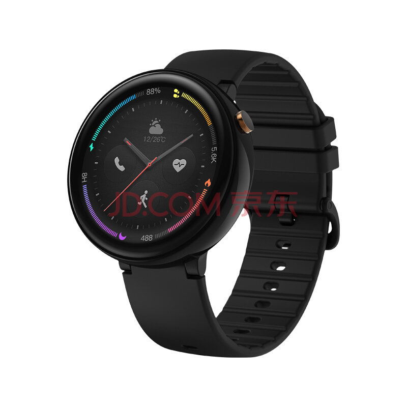 ¥999 AMAZFIT 智能手表 2 4GLTE通话 eSIM 电话手表 GPS 心率 NFC 运动模式