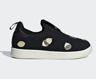 16日0点: adidas Originals 阿迪达斯 STAN SMITH 360 I 婴童经典鞋 214元包邮(需用券)