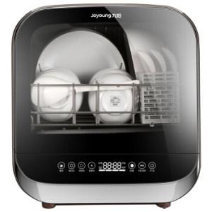 16日0点: Joyoung 九阳 X5 台式全自动洗碗机 999元包邮