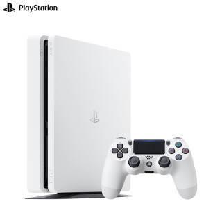 索尼(SONY)PS4 Slim 家庭娱乐游戏机 500G主机(白色) 1849元