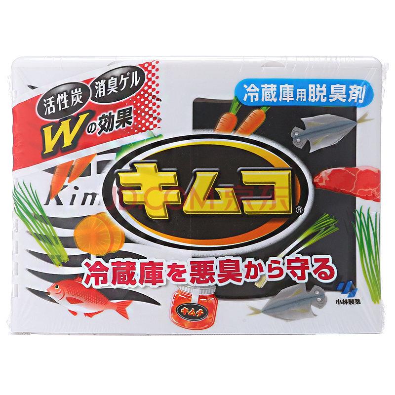 KOBAYASHI 小林制药 冰箱啫喱除味剂 113g *3件 33.12元含税(合11.04元/件)