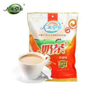 广发草原 奶茶 内蒙古特产奶茶粉 香甜味200g *16件 108元(合6.75元/件)
