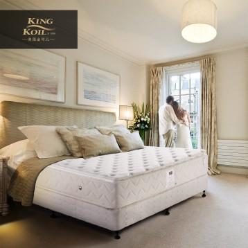 美国金可儿(Kingkoil)乳胶床垫 威斯汀酒店套房款 护边设计繁星A (1800*2000) 5819元