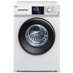 历史低价: TCL XQG90-P300B 变频滚筒洗衣机 9KG 1258.2元包邮