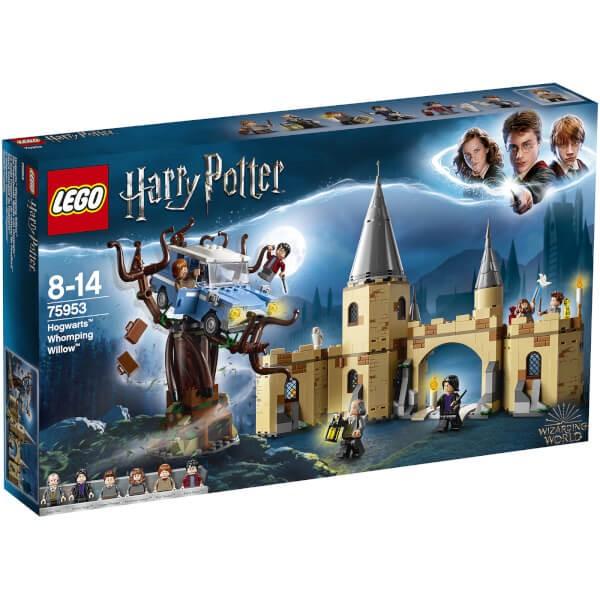 LEGO 乐高 哈利·波特 霍格沃茨城门与打人柳 447.3元包邮 18日0点