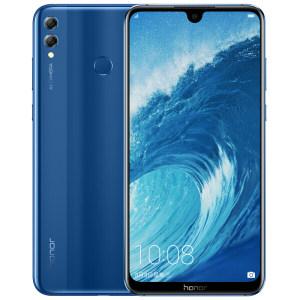 华为 荣耀8X Max 骁龙660 6G+64G 7.12英寸珍珠屏 全网通手机 1399元 历史最低价