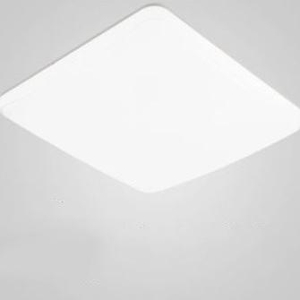 清域 led吸顶灯 12W 25*25*5cm 3.5元包邮