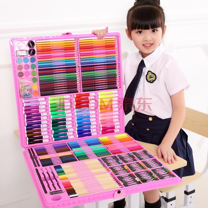 ¥33 逸倾缘 儿童绘画套装 150件