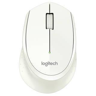 罗技(Logitech)M275 无线鼠标 白色 54.9元