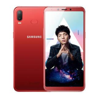 三星(SAMSUNG) Galaxy A6s 智能手机 锦鲤红 6GB 128GB 1498元