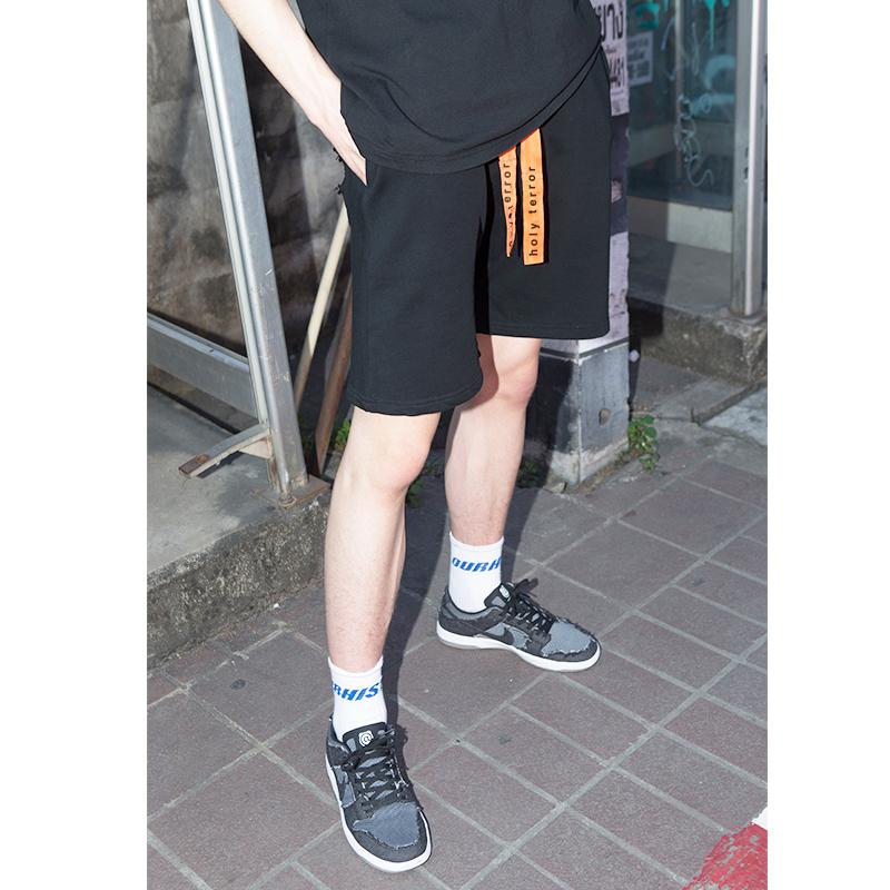 VIISHOW新款休闲短裤男 潮流男士五分裤青年帅气韩版男士 59元