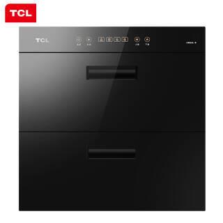 TCL 嵌入式消毒柜 家用 ZTD100-7202Q 839元