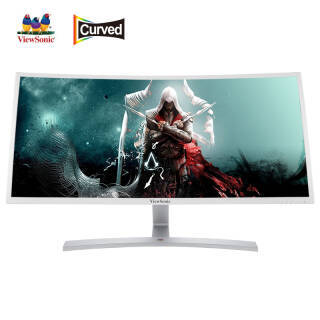 优派 曲面显示器 35英寸21:9带鱼屏 100hz超宽2k显示器 游戏电竞电脑显示器 VX3515-2KC-PRO 1999元
