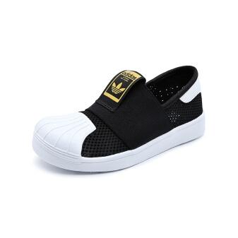 Adidas 阿迪达斯 儿童经典贝壳头运动鞋 +凑单品 222.56元