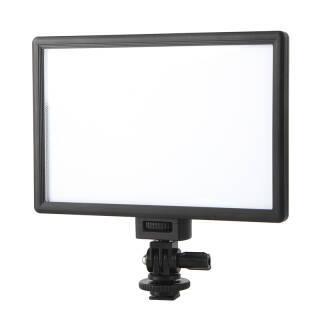 唯卓(VILTROX)L116B 摄影LED补光灯 儿童婚纱摄像灯外拍灯新闻灯 可调节亮度 115元